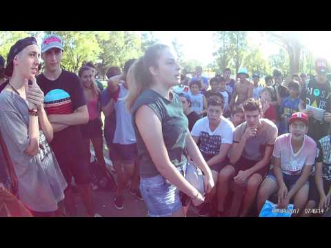 TALA VS ROMA | 8VOS | ACADEMIA RAP | FECHA 2 (2017)