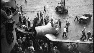 Посадка на авианосец палубных самолетов | War Thunder(В этом видео: разбор ошибок при посадке на палубу и полезные советы. Приятного просмотра!, 2014-04-16T16:02:43.000Z)