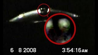 5 Extremely Creepy Things Caught On Video!