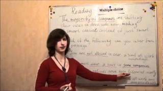 Чтение (ЗНО, английский): Часть 2 (эпизод 2), видео урок