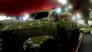 Музей истории ОАО ''ГАЗ'' (  History Museum of Russian car-producer GAZ)