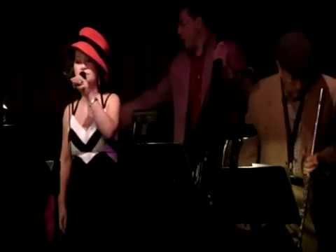 KYOKO SAEGUSA sings JIMMY VAN HEUSEN #2 w/KEITH INGHAM,DMITRI KOLESNIK& BOBBY PORCELLI