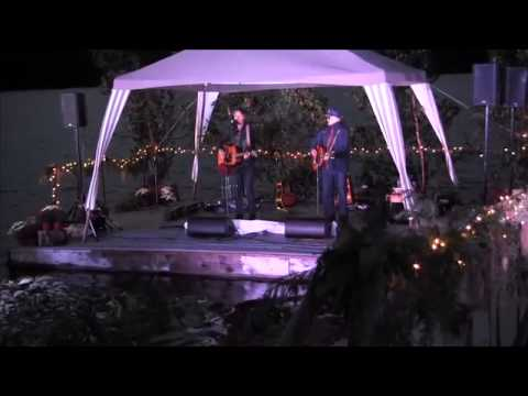Jim Cuddy & Greg Keelor - Blue Rodeo- On the dock!
