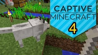 【Minecraft】Captive Minecraft#4 看門狗~乖喔~