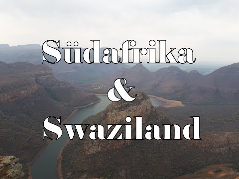 Südafrika & Swaziland Roadtrip 2018