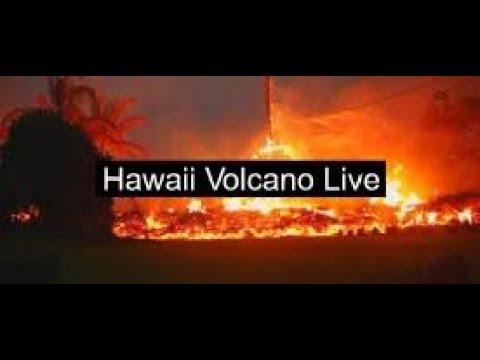 Breaking Hawaii Volcano Live