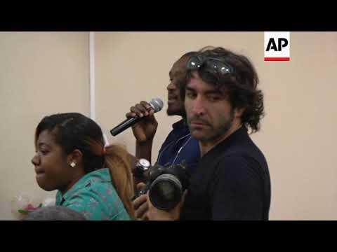 Haiti suspends Oxfam pending probe into sexual abuse
