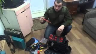 Электрик ЖКХ. Инструмент электрика для работы.