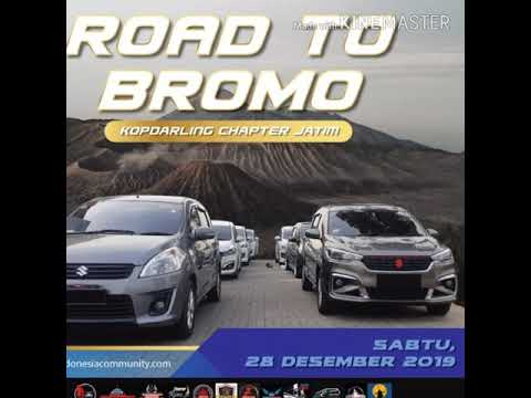 Ertiga Indonesia Community Goes To Bromo