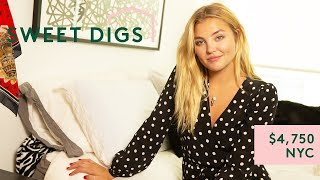 This Victoria's Secret Model's NYC Apartment Tour   Sweet Digs   Refinery29