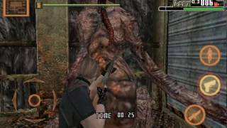 Resident Evil 4 Android Mission 19