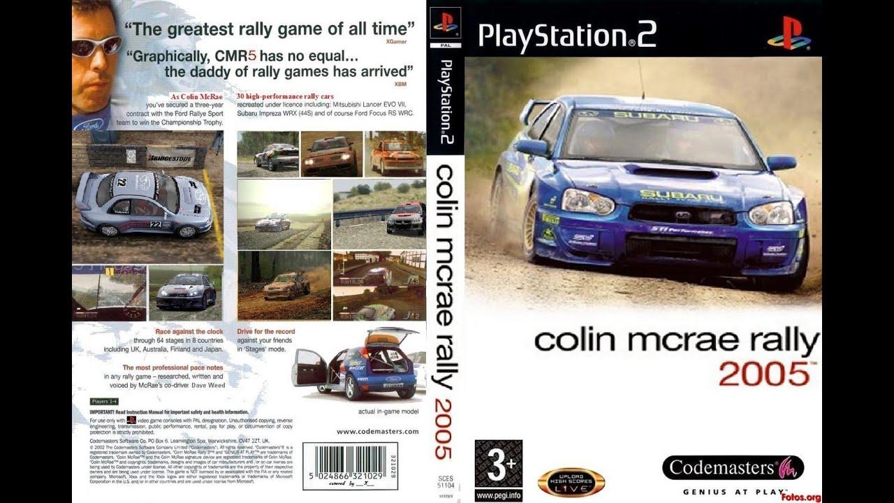 colin mcrae rally 2005 download free pc