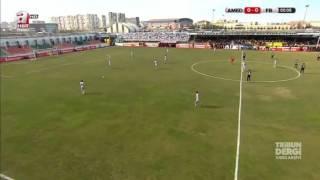 Amedspor-Fenerbahçe maçında 'seyircisiz oynama' protestosu