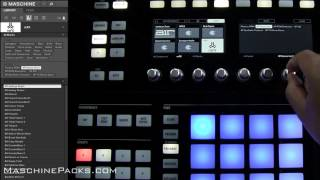 Maschine Packs: Nexus 2 VST Browser Template Pack for Maschine