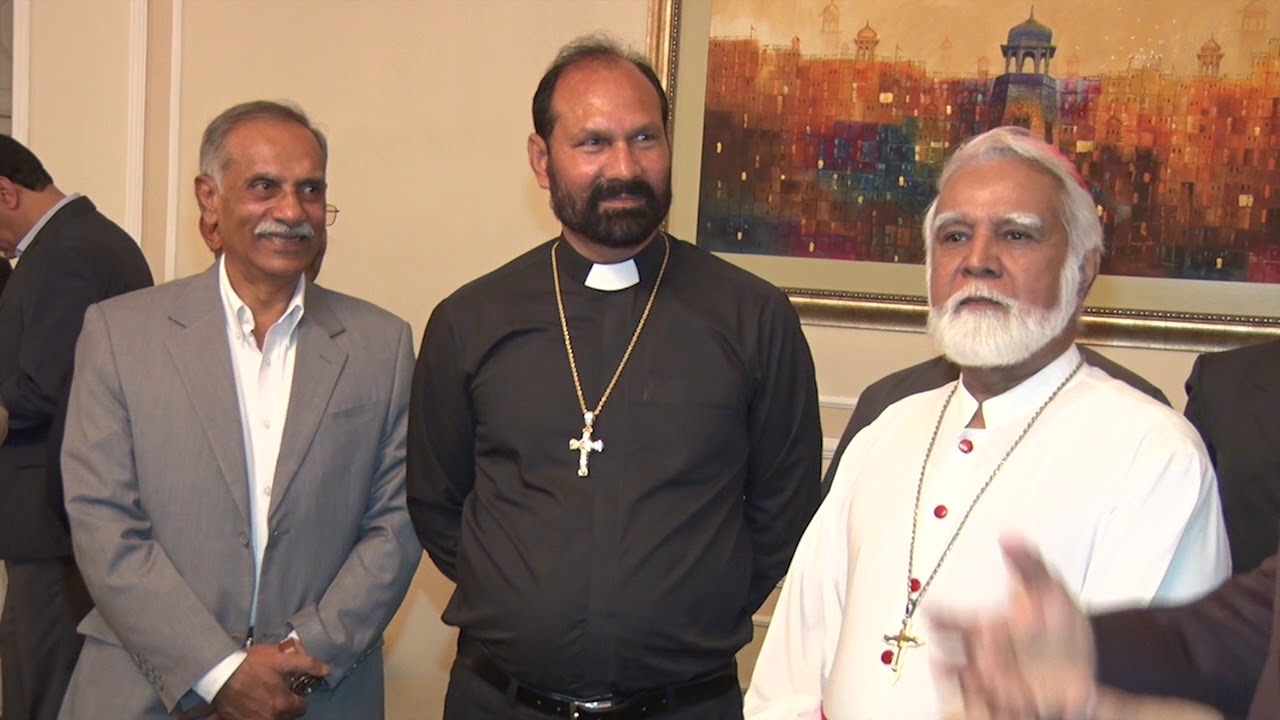 Press Release No 246/2018, COAS hosted dinner for Christian Clergy-17 Aug 2018(ISPR Official Video)
