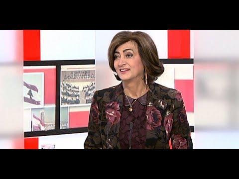 حوار اليوم مع مع سكارليت حداد - صحافية