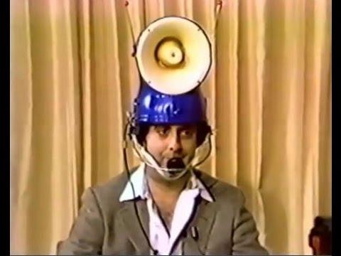 Chris Bischoff On HOBBY WORLD TV SHOW 1985