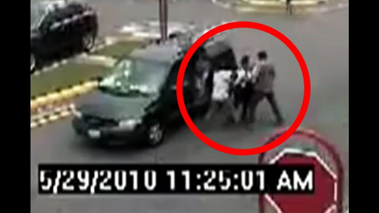 12 People Who Mysteriously Vanished Caught on Video