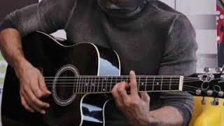 Naina Da Kya Kasoor (Andhadhun) Guitar Cover | Ayushmann Khurana | Radhika Apte | Amit Trivedi
