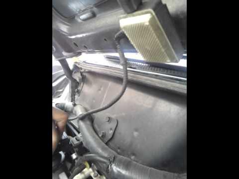 2001 Jeep Cherokee Sport Large EVAP Leak - YouTube