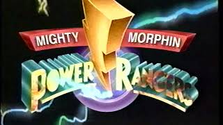 Opening to Power Rangers Power Playback: Red Ranger Adventure …