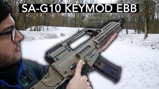 Specna Arms SA-G10 - G36 dla wymagających? | ASG Maniak #103