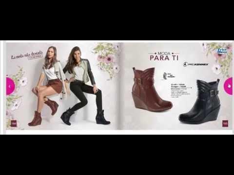 b75ddc2af7 Catalogo Price shoes botas 2015 2016 - YouTube