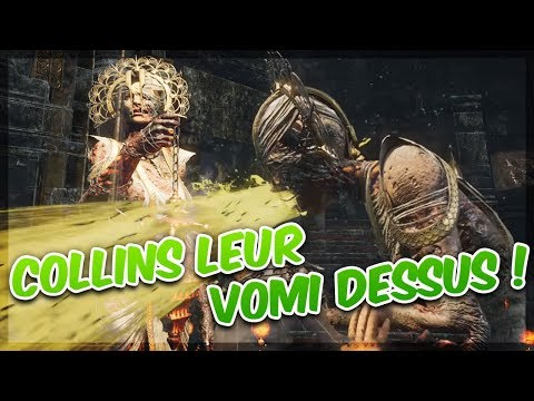 COLLINS LEUR VOMI DESSUS !   Dead By Daylight