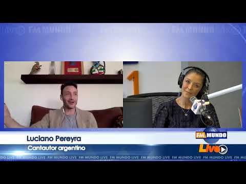 """Vamos Mundo Magazine - Luciano Pereyra presenta """"Me enamoré de ti"""""""