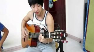 Nàng Kiều lỡ bước(guitar cover)-H&C
