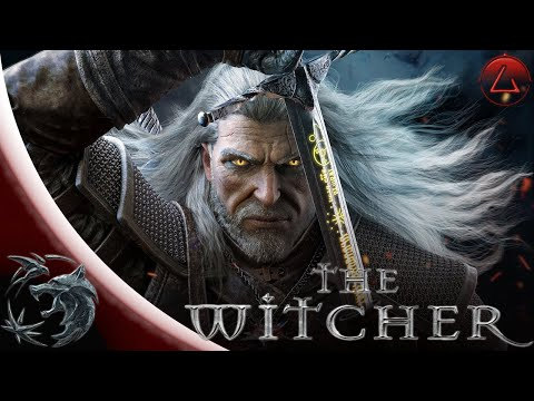 THE WITCHER ANTHOLOGY