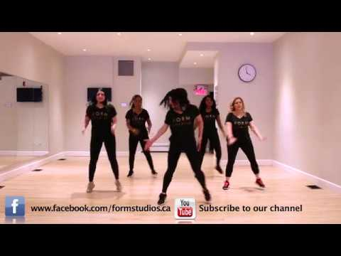 Zumba Warm Up - We Found Love - Rihanna
