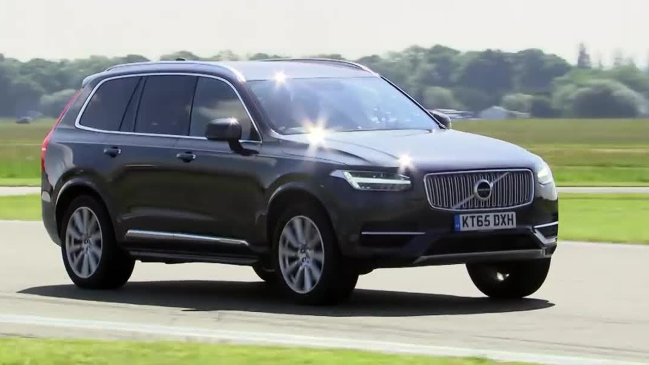 Volvo Xc90 T8 Extra Gear Top