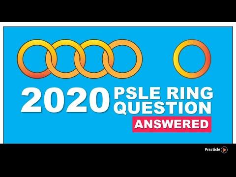 PSLE Math 2020