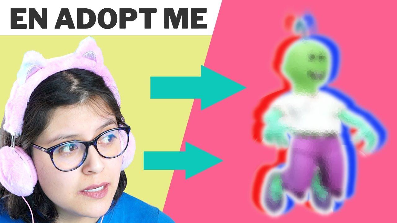 🚀 VIAJO A LA LUNA y adopto 👽 un extraterrestre en Adopt Me ❤️  Fini Videos graciosos de Adopt Me ❤️