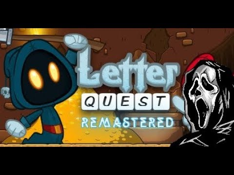 Letter Quest: Grimm's Journey - Gameplay (PC Ultra 1080p 60fps) |