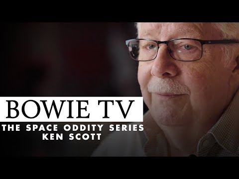 Bowie TV: Ken Scott on what David Bowie was like in the studio