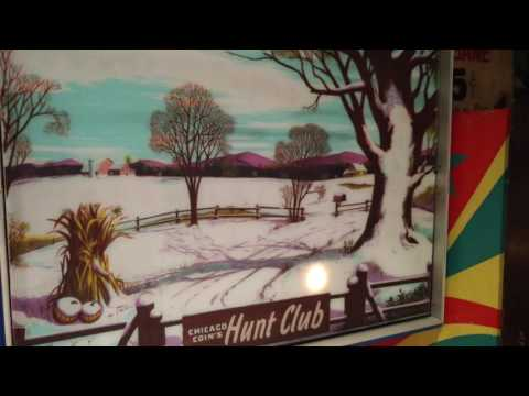 Chicago Coin Hunt Club (1976) EM