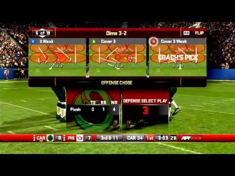 All-Pro Football 2K8 - 2004 Philadelphia Eagles