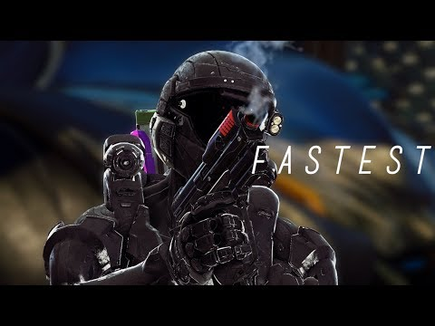Halo 5 - What The FFA? FASTEST GAME EVER (Personal Record)