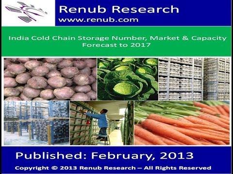 India Cold Chain Storage Number, Market & Capacity Forecast to 2017(www.renub.com)