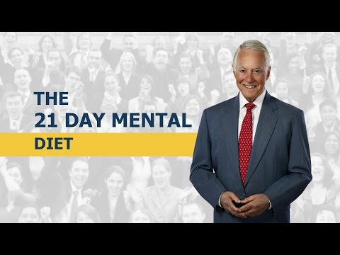 The 21 Day Mental Diet Brian Tracy YouTube