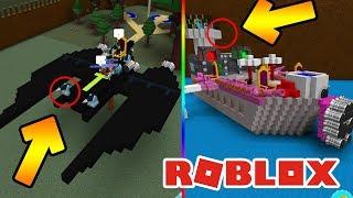 BİR VIDEODA YOLCU,KORSAN VE TEKNO GEMİ / Build A Boat For Treasure #5 / Roblox Türkçe