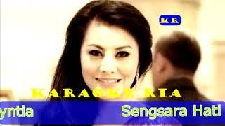 Lagu Dangdut Lawas Sengsara Hatiku~ Ine Shyntia (Karaoke)