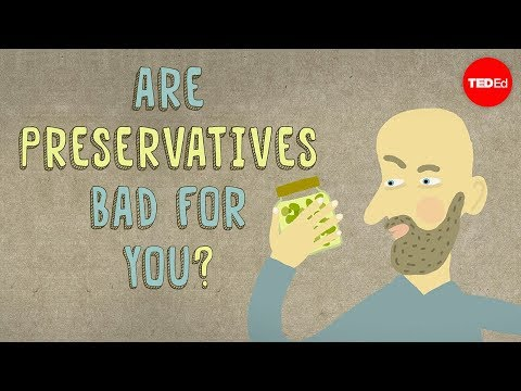 Are food preservatives bad for you? Eleanor Nelsen