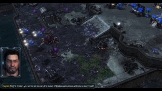 Shogun plays Starcraft II #2