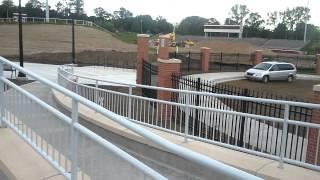 New Tennis Stadium at Hope College