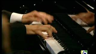 Leonidas Kavakos and Enrico Pace playing Brahms Violin Sonata No. 3 - Presto agitato (4 of 4)
