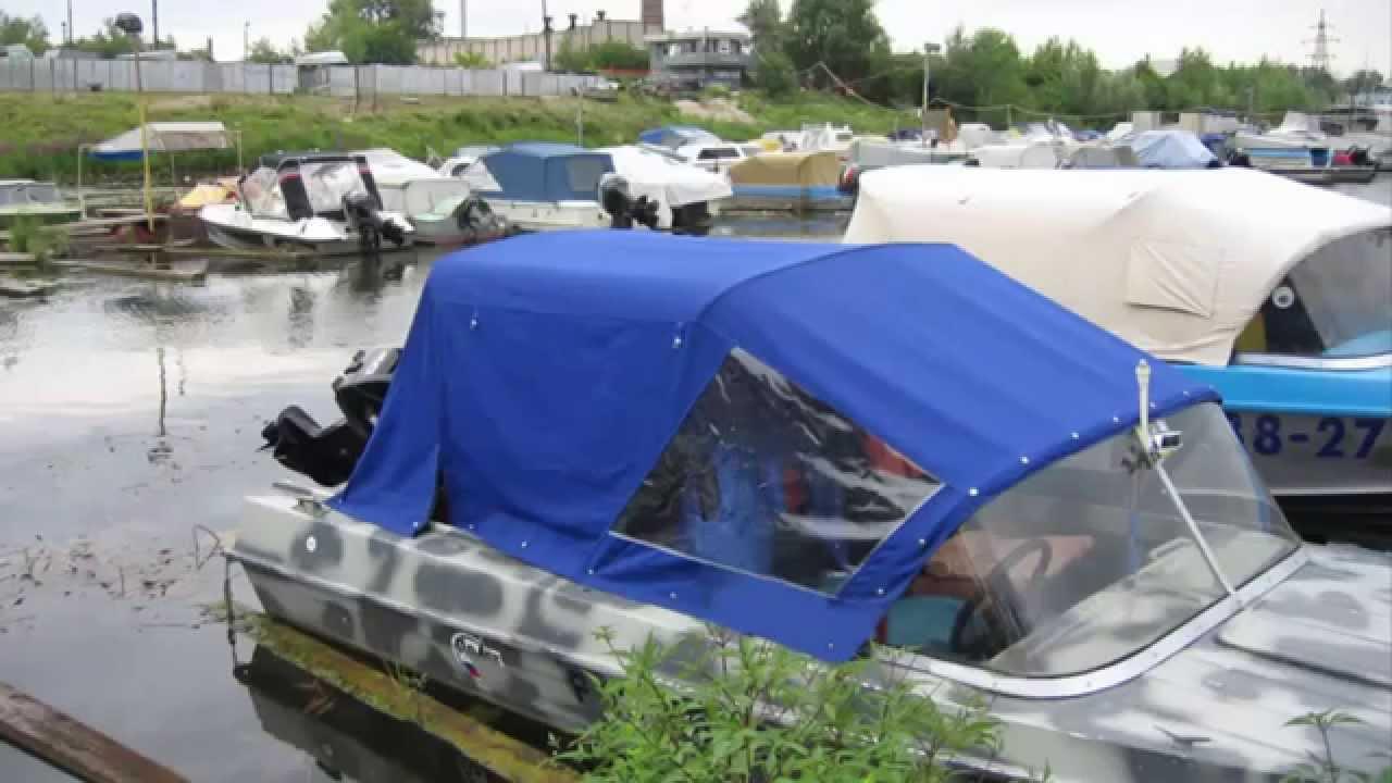 Тюнинг дюралевых лодок своими руками