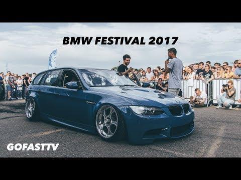 BMW FESTIVAL 2017. 4K // Go Fast TV